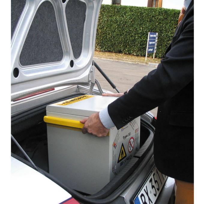 Safety fire case portable, pratique et sûr