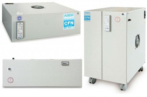 Caisson de ventilation et filtration